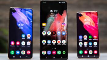Galaxy S21 new update brings camera improvement