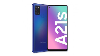 The affordable Samsung Galaxy A21s starts getting Android 11 months earlier