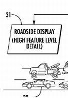 RIM seeks patent for an 'Adaptive roadside billboard system...'