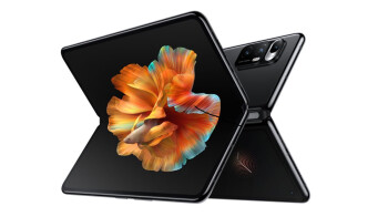 Xiaomi unveils its first foldable smartphone - the Mi Mix Fold