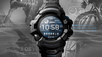 Casio's latest G-SHOCK smartwatch is the first to be powered by Google's Wear OS