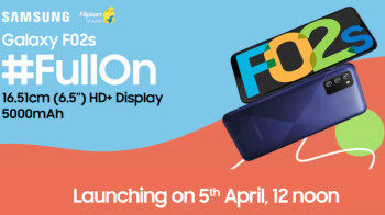 Samsung to launch two F series smartphones on April 5
