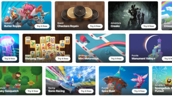 More games added to Apple Arcade
