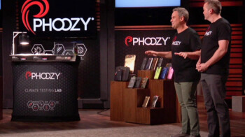 The Phoozy saves your phone from drops, water, the elements, and more