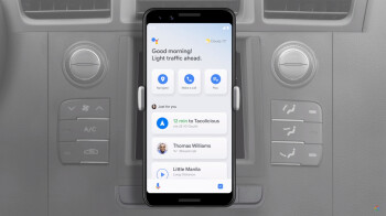 Google Assistant driving mode slowly rolling out to more countries