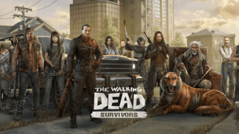 New The Walking Dead mobile game launches on April 12