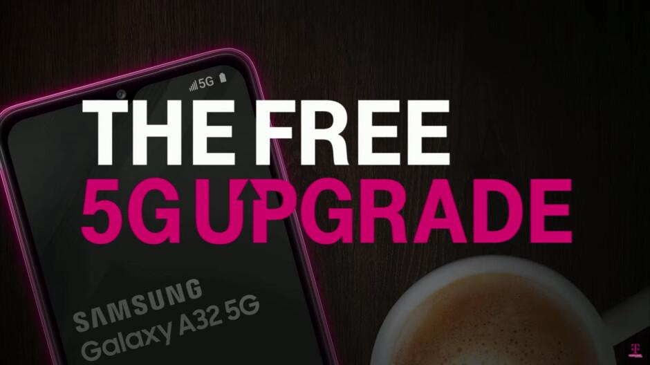 T-Mobile's latest 'Un-carrier' move includes free 5G phones