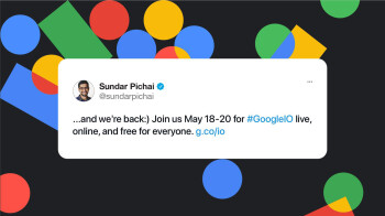 Google I/O 2021 is official, Android 12 and Pixel 5a event to be streamed live and free for all