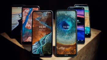 Nokia's biggest phone launch introduces 6 new phones, built to last