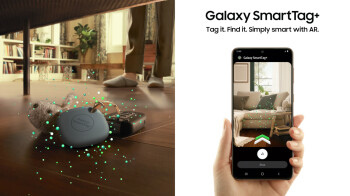Samsung launches the Galaxy SmartTag+ — super-accurate item tracker