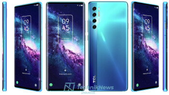 New TCL 20L and 20 Pro 5G leak reveals full specs, prices, colors