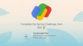 Start using the new Google Pay app and earn $30
