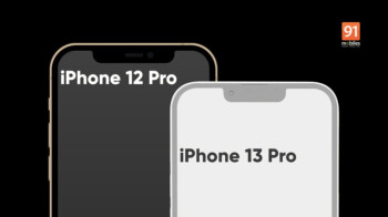 Leaked iPhone 13/Pro 5G renders show off smaller notch, updated cameras