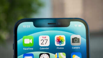 iPhone 15 might finally drop the notch and use an under-display Face ID sensor