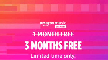Amazon offers three months of free Music Unlimited, no strings attached