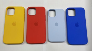 New colorful Apple iPhone 12 cases leak ahead of April 20 release
