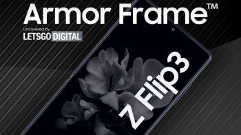 Galaxy Z Fold 3 may feature the Armor Frame