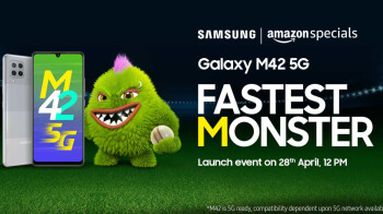Samsung's next affordable 5G smartphone will be launched on April 28