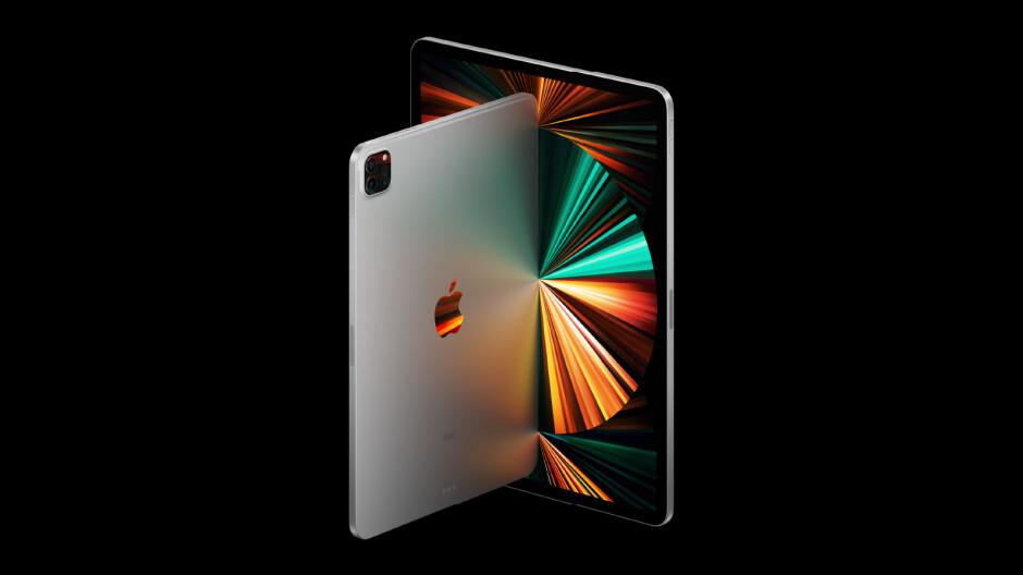 Mini-LED iPad Pro is official: 5G, M1 chip, familiar design