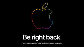 Apple Store goes down hours before iPad Pro event