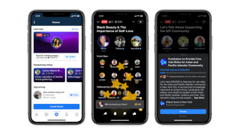 Facebook brings a bunch of social audio features to mobile