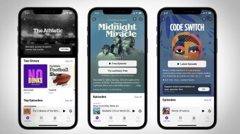 Apple launches in-app subscriptions in its Podcasts app