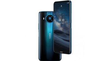 Save a whopping $300 on an unlocked Nokia 8.3 at B&H