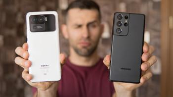 Xiaomi Mi 11 Ultra vs Samsung Galaxy S21 Ultra: Camera Comparison