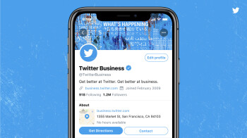 Twitter launches Professional Profiles for businesses