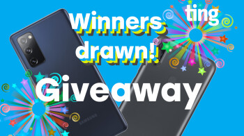 Giveaway winners: Galaxy S20 FE and two Galaxy A11 go to...