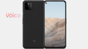 Google posts photo samples from the Pixel 5a