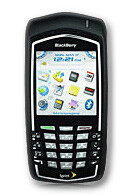 Sprint releases EV-DO RIM Blackberry 7130e