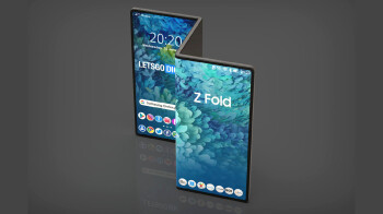 More proof that Samsung is working on the foldable Galaxy Z Fold Tab
