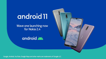 Nokia 2.4 receiving Android 11 update in the US