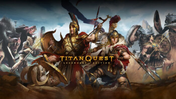 You can now play Titan Quest on iPhone and Android with a controller