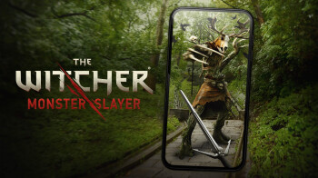 The Witcher: Monster Slayer will let you hunt monsters with your iPhone