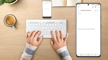 How to pair the Samsung Smart Keyboard Trio 500 with your Galaxy phone
