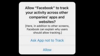 Apple will toss out apps that bribe users to opt-in for tracking