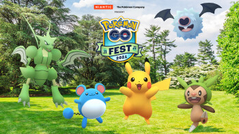 The most important Pokemon GO event returns in 2021