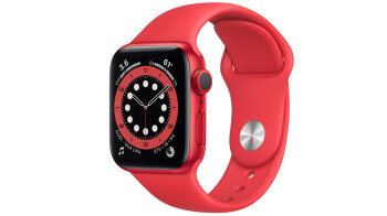 The hugely popular Apple Watch Series 6 is cheaper than ever in one snazzy flavor