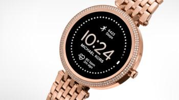 Save more than $100 on a stylish Michael Kors Gen 5E smartwatch