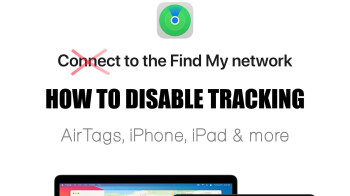 How to opt-out of Apple's 'Find My' network for lost & found AirTags
