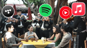 Spotify vs Apple Music vs Tidal vs YouTube Music
