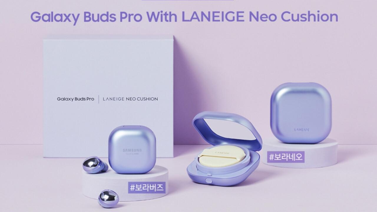 Samsung apresenta nova edição especial dos Galaxy Buds Pro 1