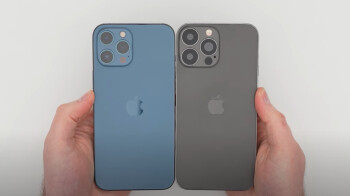 iPhone 13 Pro Max dummy hands-on video reveals design changes