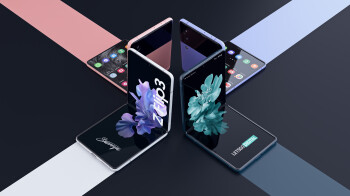 Gorgeous Galaxy Z Fold 3 & Flip 3 concept renders show off leaked design