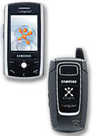 Cingular launches D807 and D407 Samsung phones