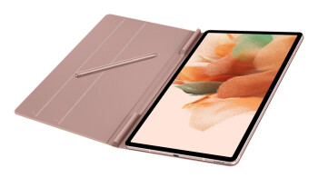 Samsung's mid-range Galaxy Tab S7 FE 5G will pack a high-end battery