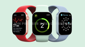 Massive Apple Watch Series 7 leak shows off new design, green color