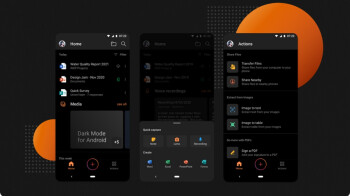 Microsoft's all-in-one Office app for Android gets the dark mode treatment (yes, in 2021)